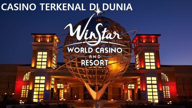 Winstar World Casino Yang Merupakan Tempat Judi Terbesar