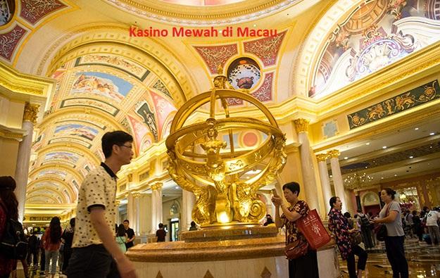 Kasino Mewah di Macau