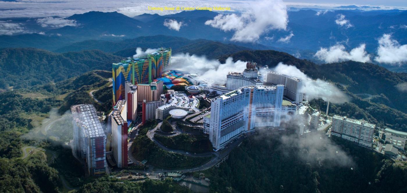Untung Besar di Casino Genting Malaysia