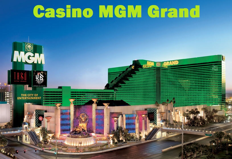Berkesempatan Main Kasino MGM Grand